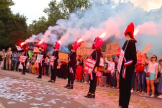 GPA : la mobilisation de LMPT contribue à l'échec du salon de vente d'enfants