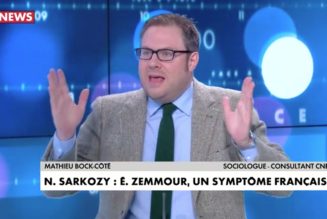 Nicolas Sarkozy : Eric Zemmour, le symptôme du vide du débat politique