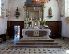 Messes traditionnelles paroisse de Quarré les Tombes (près de Vézelay, diocèse de Sens Auxerre)