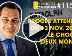 Procès attentats du 13 novembre 2015 : le choc de deux mondes