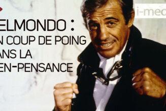 I-Média : Belmondo, un coup de poing dans la bien-pensance