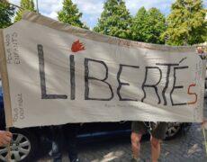 Encore de très nombreuses manifestations pour la liberté