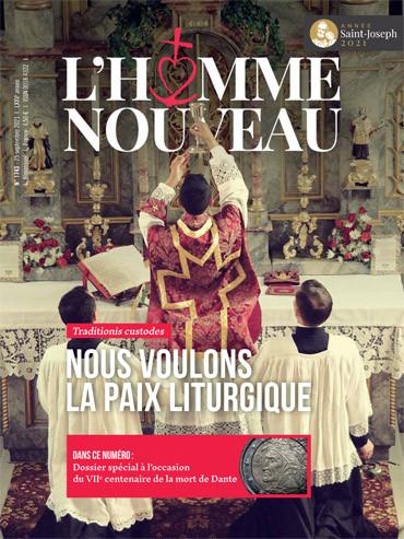La paix liturgique installée par Benoît XVI semble brisée et l'inquiétude gagne certaines communautés qui célèbrent la forme ordinaire