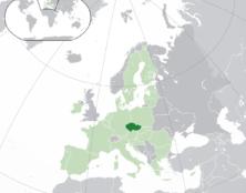 La Tchéquie à droite
