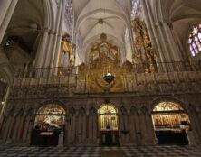 Un clip vidéo très évocateur sur le plan sexuel a été tourné dans le sanctuaire de la cathédrale de Tolède en Espagne