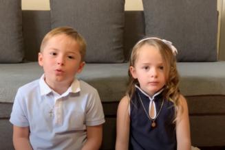 Nathanaël et Béthany expriment leur désarroi quant à la suppression prochaine de la messe traditionnelle à Grenoble