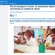 Curieuse photo d'illustration d'une classe de … Lozère : confusion avec le Zambèze ?