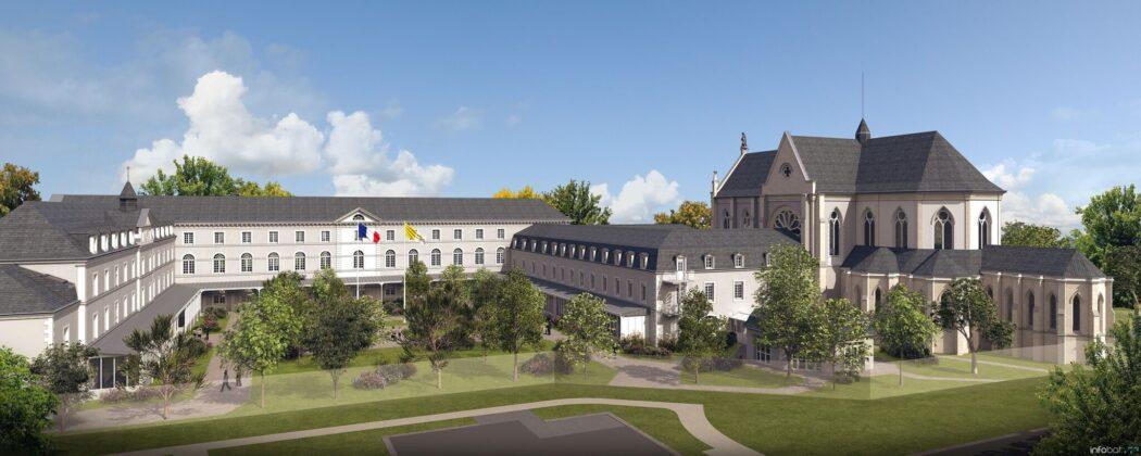 En plein essor, l'Académie Musicale de Liesse déménage dans la Sarthe