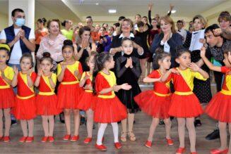 Leçons de vie à l'Ecole des Arts de Gyumri