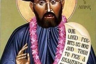 Saint Damien de Molokai