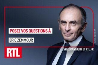 """Abroger la loi sur la dénaturation du mariage ? """"On verra"""", répond Éric Zemmour"""