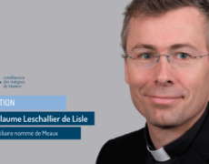 Mgr Guillaume Leschallier de Lisle nommé évêque auxiliaire de Meaux