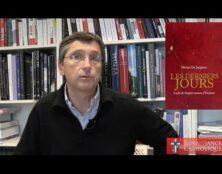 L'académie des sciences morales et politiques a élu Michel de Jaeghere correspondant de la section Histoire et Géographie
