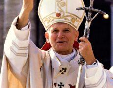 Bonne fête, saint Jean-Paul II