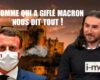 I-Média : Damien Tarel, l'homme qui a giflé Macron, nous dit tout !